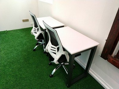 , Hot Desk, Innovation Lab and Eco-Friendly WorkSpace