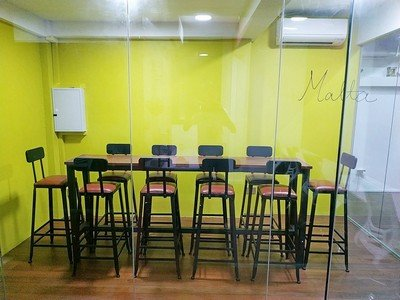 , Meeting Room, Innovation Lab and Eco-Friendly WorkSpace