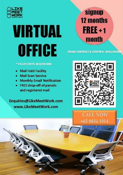 , Promotions, Innovation Lab and Eco-Friendly WorkSpace